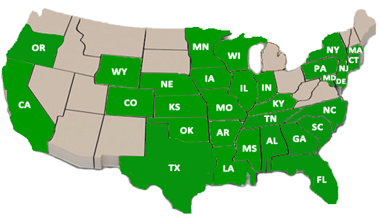 Current Rental By States